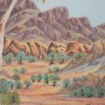 Aboriginal Landscape