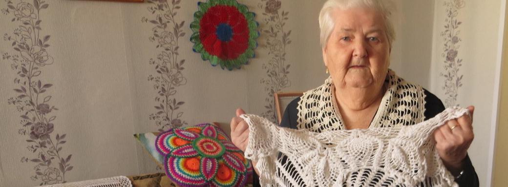 Бабушкин платок - о жизни, короткие стихи, длинные стихи