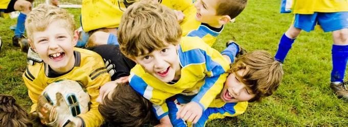 Команда Панам детское - детскиестихи, футбол