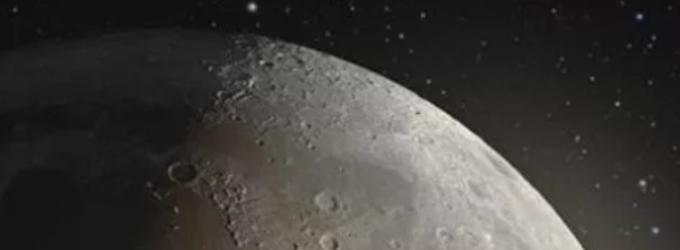 Луны нет?