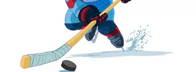 Зима хоккеиста