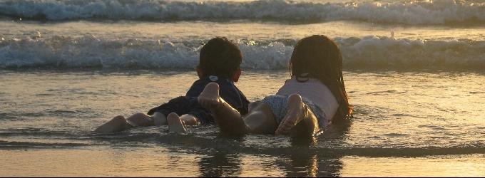 Спонтанное - сокровенное, счастье, море