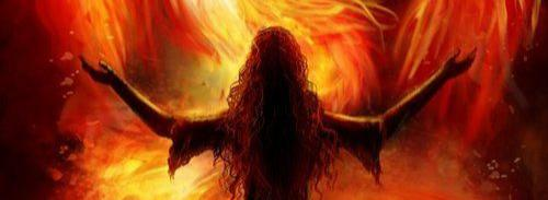 Выжигай! - любовнаялирика, любовь, перерождение, огонь, лирика
