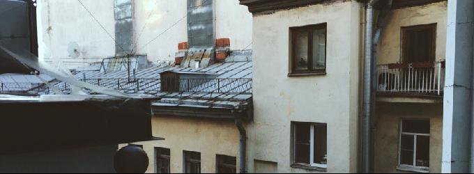 Петербург, мое сердце