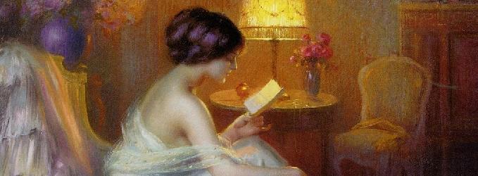 Девушка и поэт