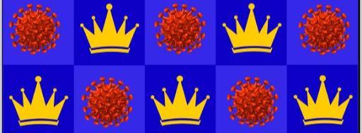Корона и вирус.