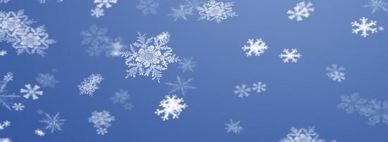Ах, какие снежинки цветут...