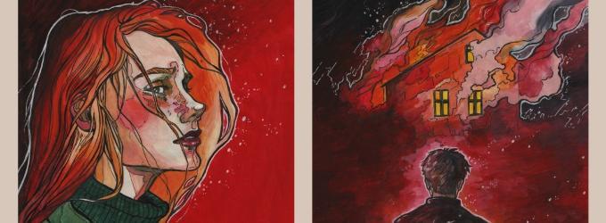 Рыжая - рыжая,девушка,жизнь,нео,лирика