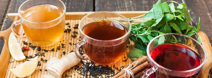 Если грустно, выпей чаю…