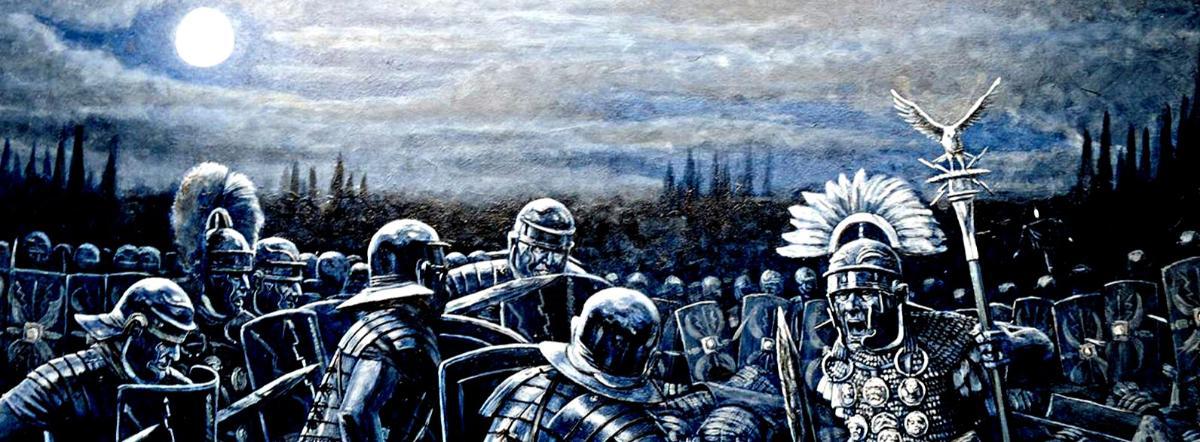 203. Вторая битва при Бедриаке