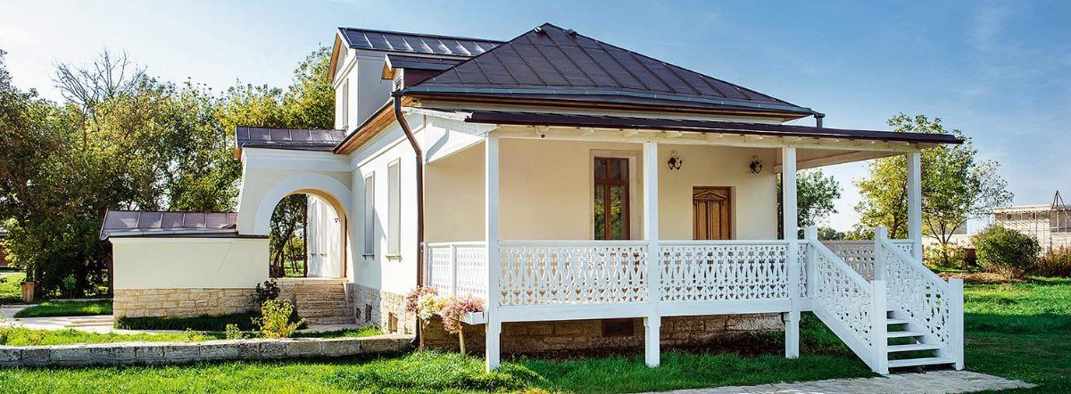 Дом с мезонином краткое содержание