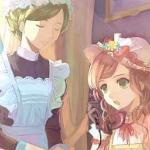 Принцесса и Служанка