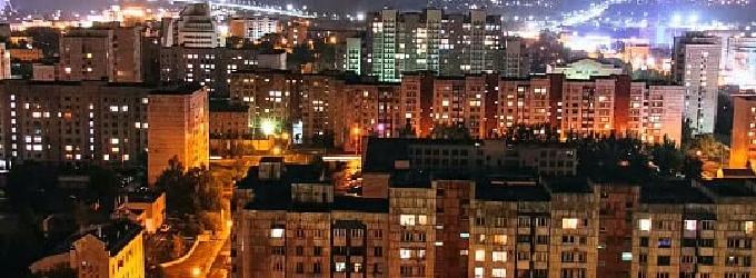 Городу, в котором я просыпаюсь