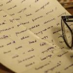 Его неотправленное письмо