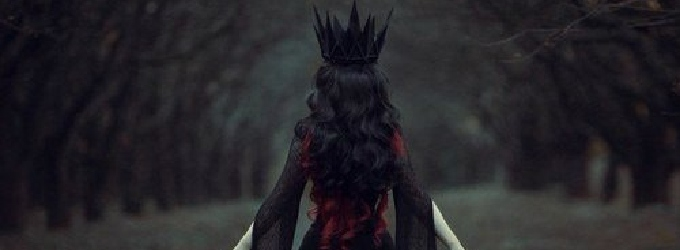 Ведьму подводят к плахе