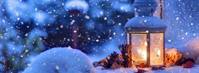 На землю рассыпался снег - стихи