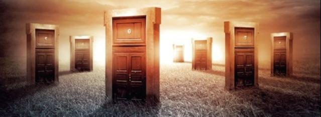 Выход - философия, двери, выход, философская лирика