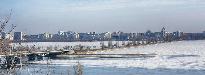 Воронеж - Весна, город
