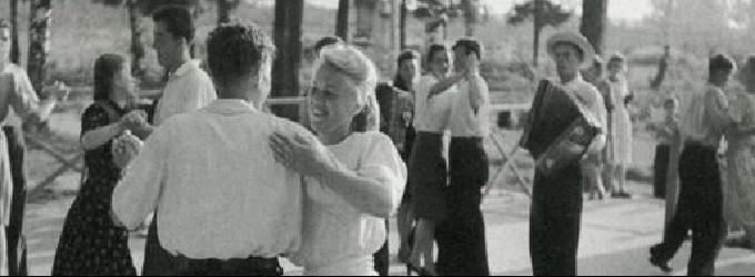 Танец былого.