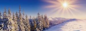 Сказочные снега!