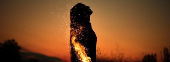 Ты устала ждать у огня - огонь,любовьжизнь,любовьлирика,любовь